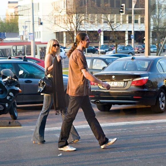 Foto naujienai: Linas Zareckas ir Kornelija Kairytė: gal jau nesislapstykite...