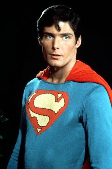 Foto naujienai: Christopheris Reeve'as (1952–2004) – plieninis žmogus