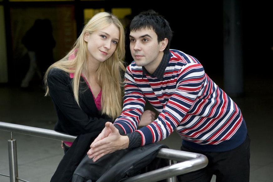 Paulius Skučas ir Indrė Kuodytė