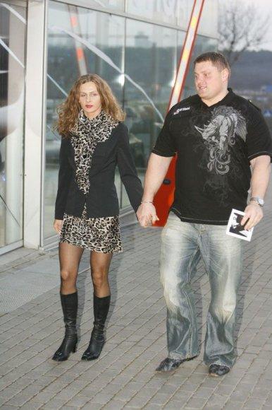 Foto naujienai: Žydrūnas Savickas: vestuvės atidėtos