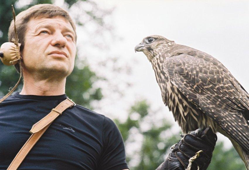 Foto naujienai: Vilius Baranauskas: tikiu, kad mūsų miškuose vėl gyvens sakalai