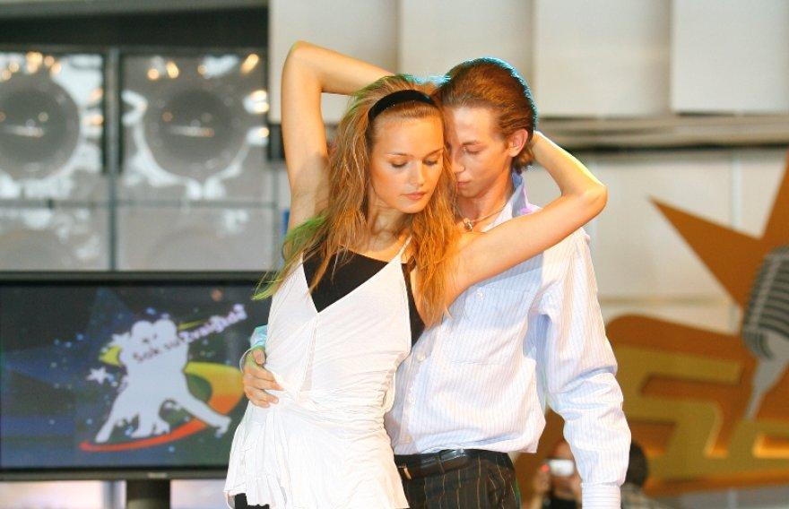 Foto naujienai: Jurgita Jurkutė vėl televizijoje!