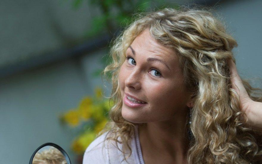 Foto naujienai: Margarita Čiuplytė. Sniego Karalienė