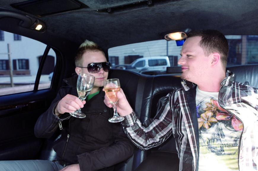 Foto naujienai: Ruslanas Kirilkinas. Su vyru – į atrakcionų parką