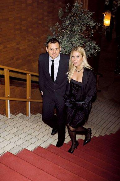 Foto naujienai: Nijolė Pareigytė ir Eugenijus Ivanenka: kerštas tęsiasi?