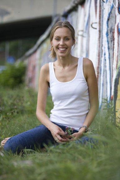 Foto naujienai: Vaida Grikšaitė-Česnauskienė: gyvenimas Kretoje – lyg išsipildžiusi svajonė
