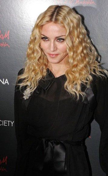 Foto naujienai: Madonna – šykščiausia žvaigždė