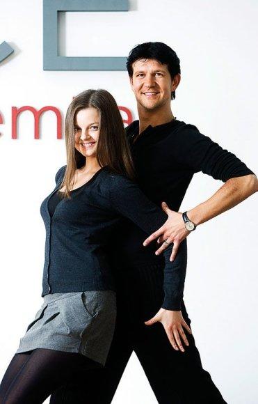 Foto naujienai: Gabrielė Martirosianaitė: šok su čempionu