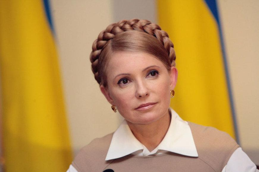 Foto naujienai: Julija Timošenko – seksualiausia pasaulio politikė