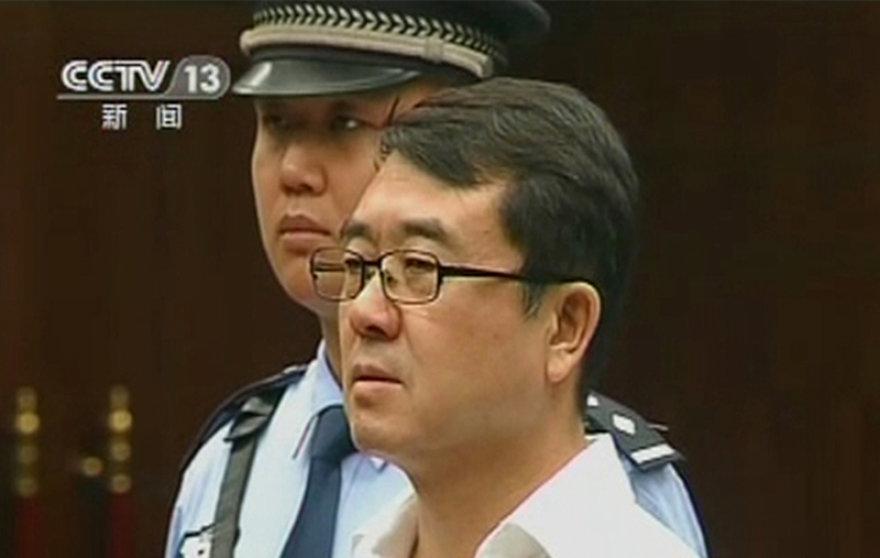 Buvęs Kinijos policijos vadas Wang Lijun