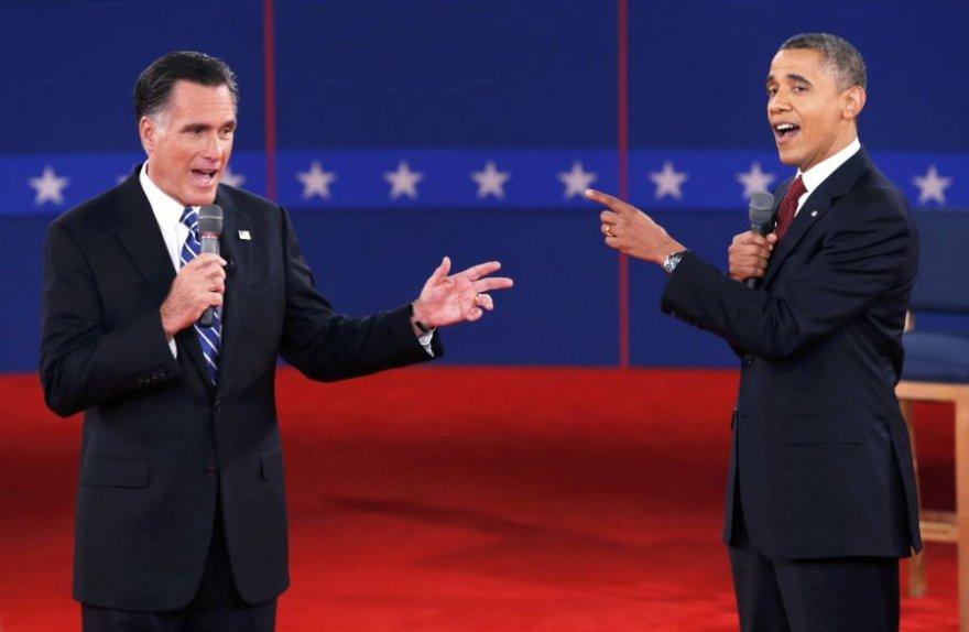 Antrieji kandidatų į JAV prezidento postą debatai