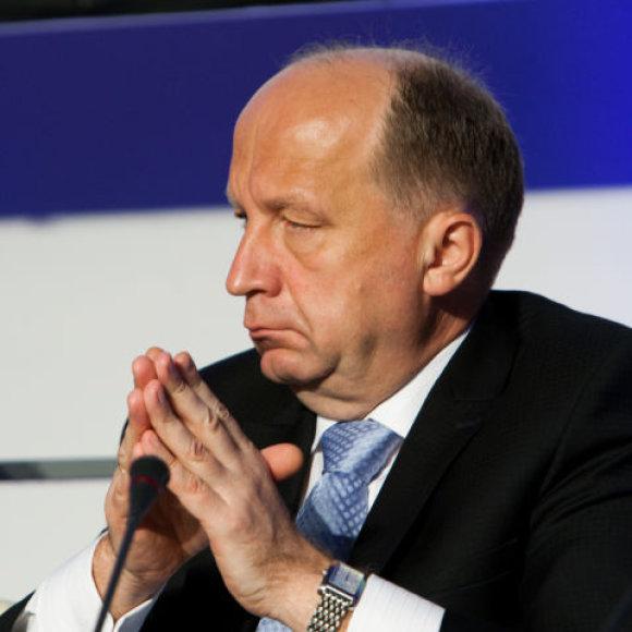 Baltijos jūros valstybių  Vyriausybių vadovų susitikimuose pirmininkavo A.Kubilius