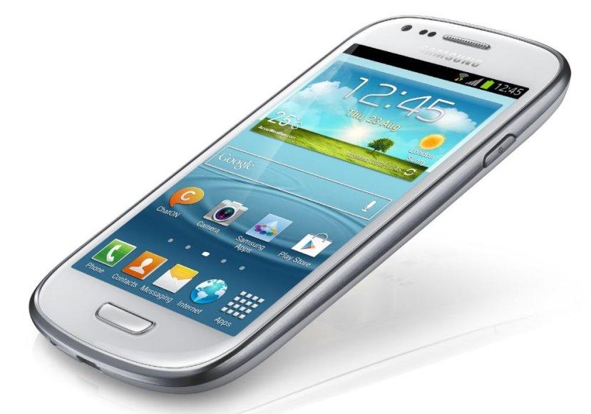"Išmanusis telefonas ""Galaxy S3 mini"""