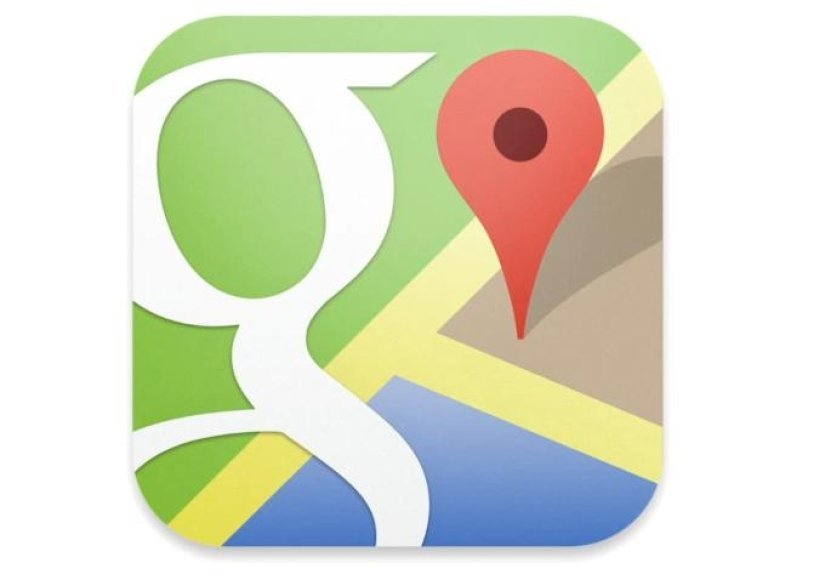 """Google Maps"" logotipas"