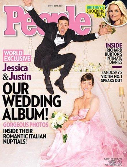 Justinas Timberlake'as ir Jessica Biel