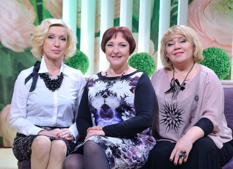 Iš kairės: Nijolė Vaitavičienė, Asta Baukutė ir Violeta Mičiulienė