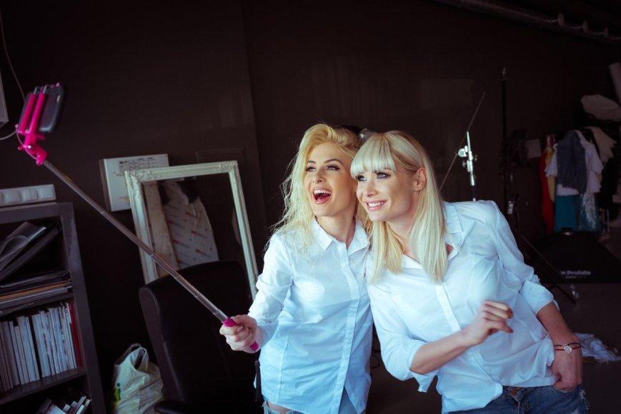 Dariaus Gražio nuotr./Natalija Bunkė ir Kristina Ivanova