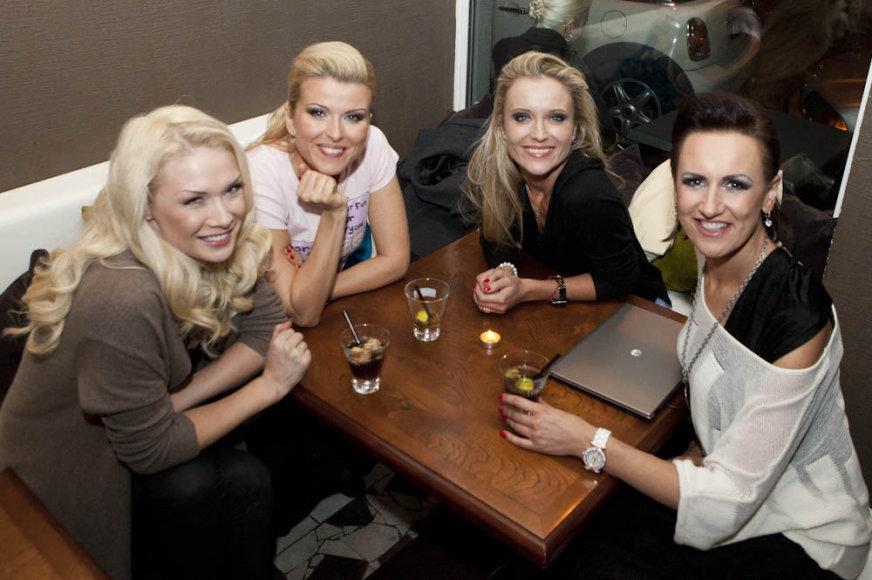 Iš kairės: Natalija Bunkė, Rūta Mikelkevičiūtė, Edita Daniūtė ir Katažina Nemycko