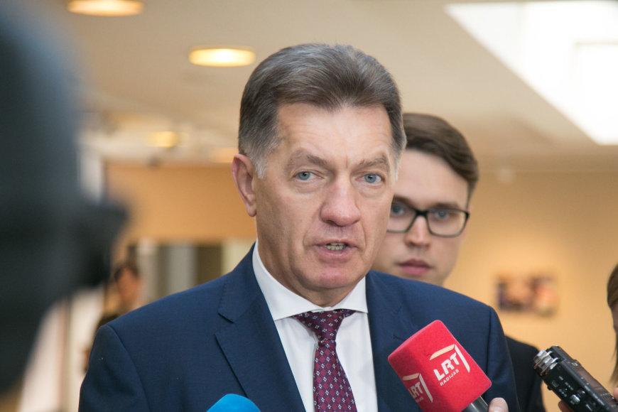 Juliaus Kalinsko / 15min nuotr./Algirdas Butkevičius