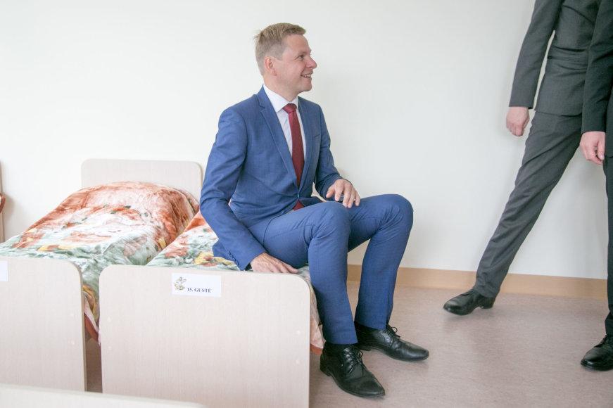 Juliaus Kalinsko / 15min nuotr./Remigijus Šimašius