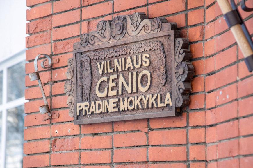 """Juliaus Kalinsko / 15min nuotr./Vilniaus """"Genio"""" pradinė mokykla"""