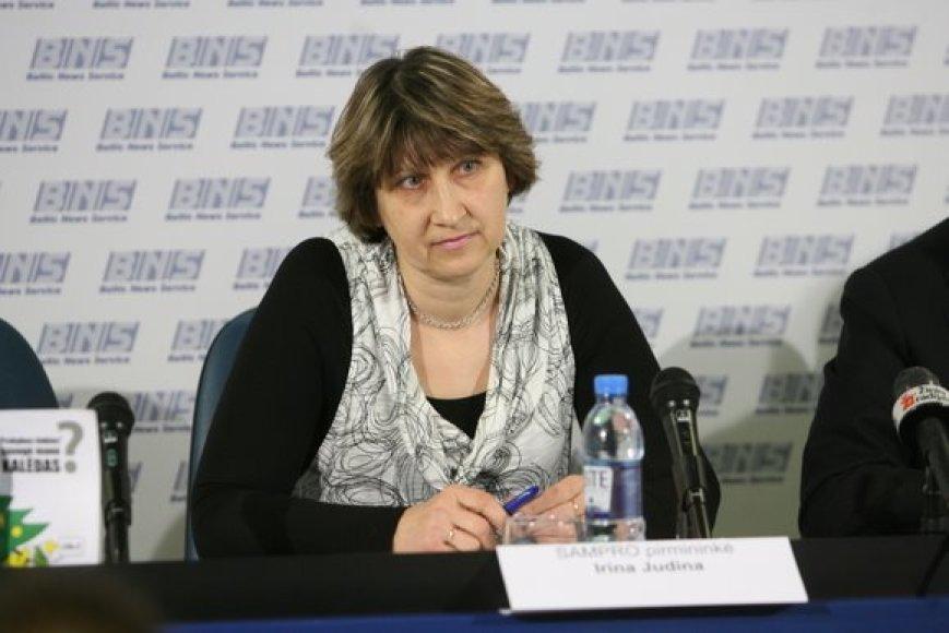 Irina Judina