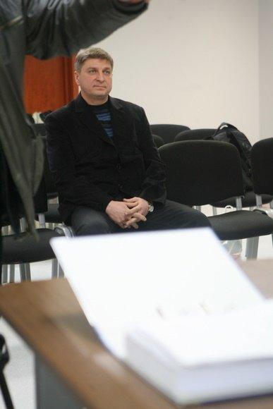 Darius Norkus teisme