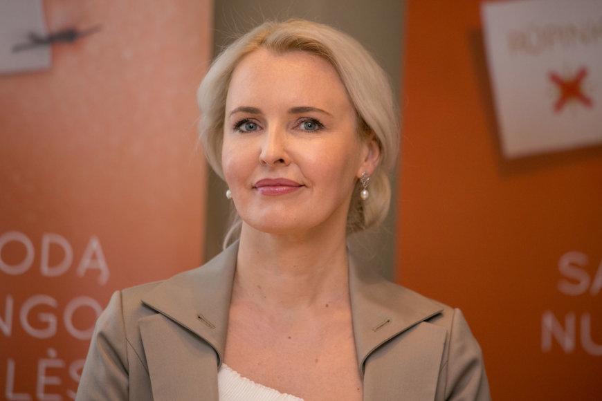 Juliaus Kalinsko / 15min nuotr./Matilda Bylaitė – Bučinskienė