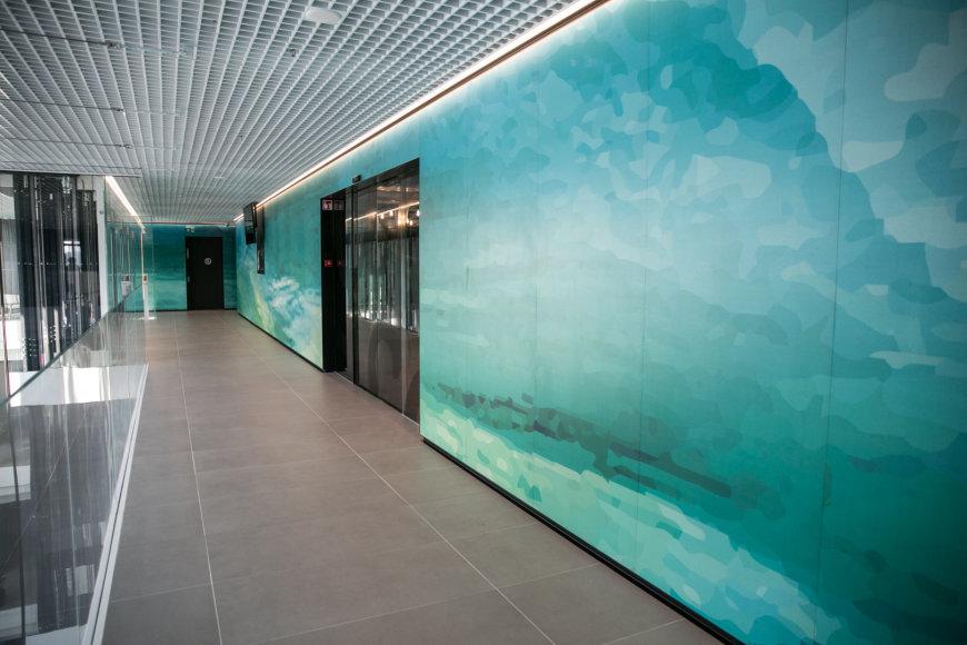 """Juliaus Kalinsko / 15min nuotr./""""Danske Bank"""" Globalių paslaugų centro biuras."""