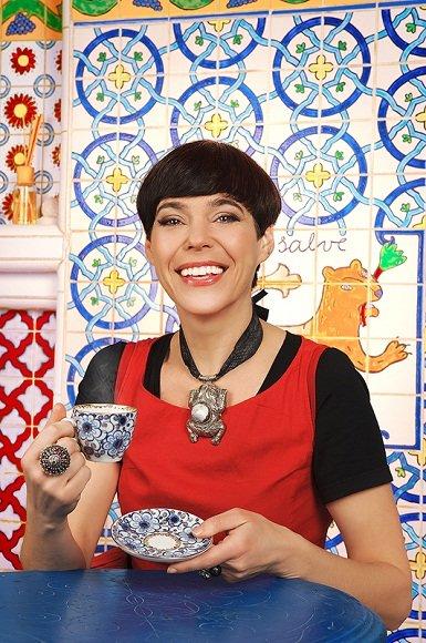 Nomedos Marčėnaitės kulinarinė laida filmuojama jos namuose