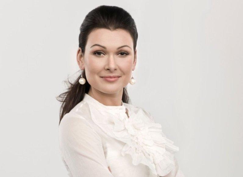 Laidos vedėja Agnė Zacharevičienė