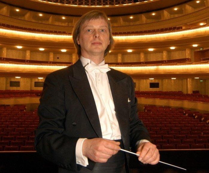 Dirigentas Martynas Staškus