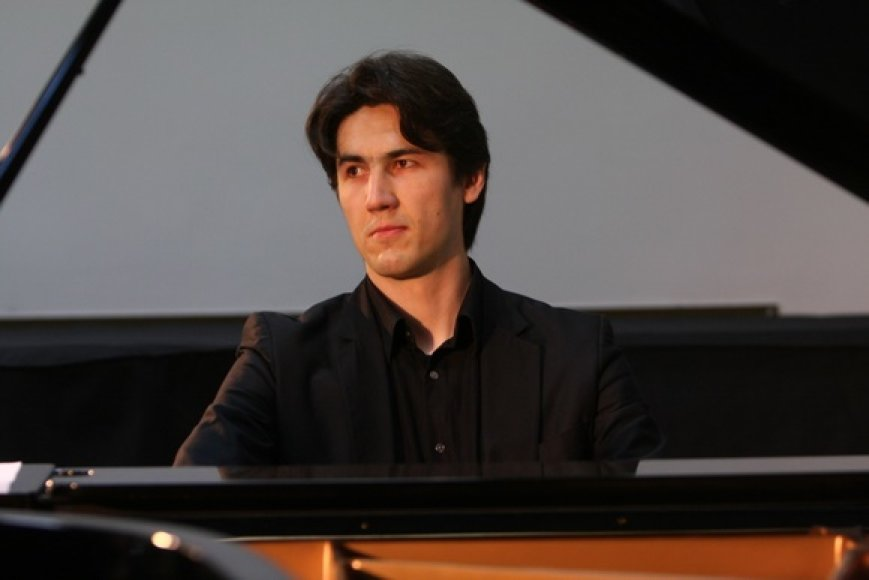 Festivalio meno vadovas Kasparas Uinskas
