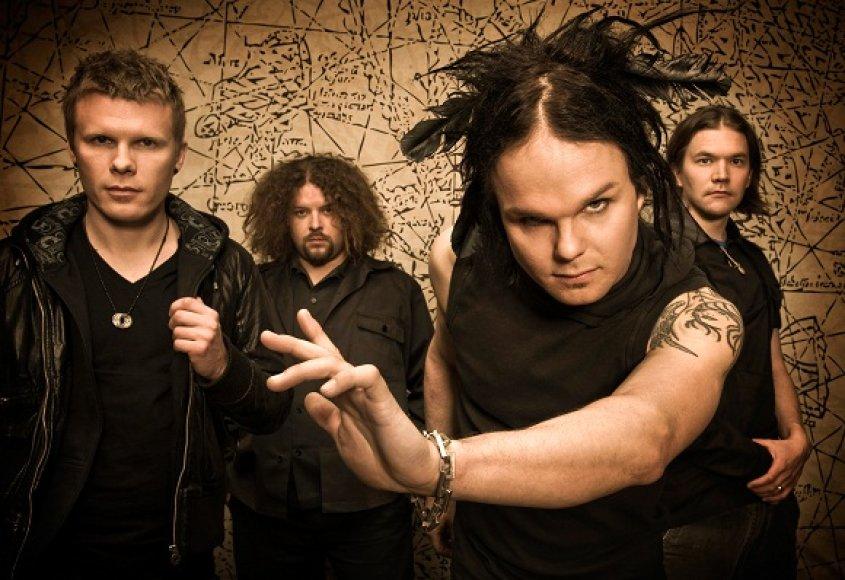 """Grupė """"The Rasmus"""""""
