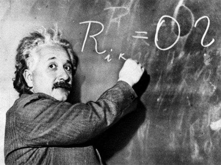 Albertas Enšteinas