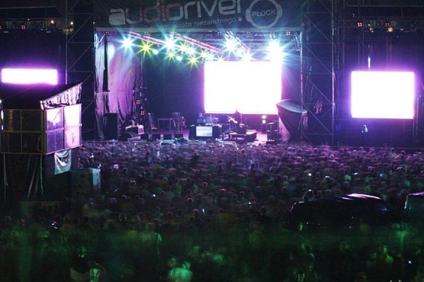 """Festivalis """"Audioriver"""""""