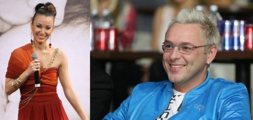 Karina Krysko ir Egmontas Bžeskas