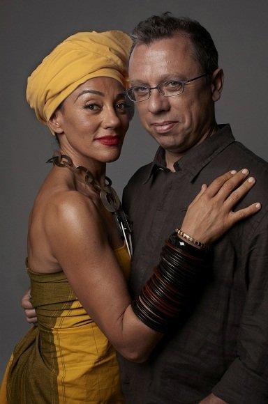 Maria Joao ir Mario Laginha