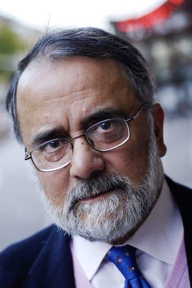 Žurnalistas Ahmedas Rashidas