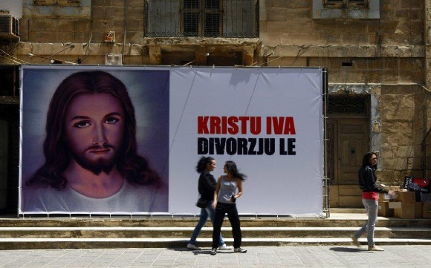 Malta referendume spręs, ar įteisinti šalyje skyrybas