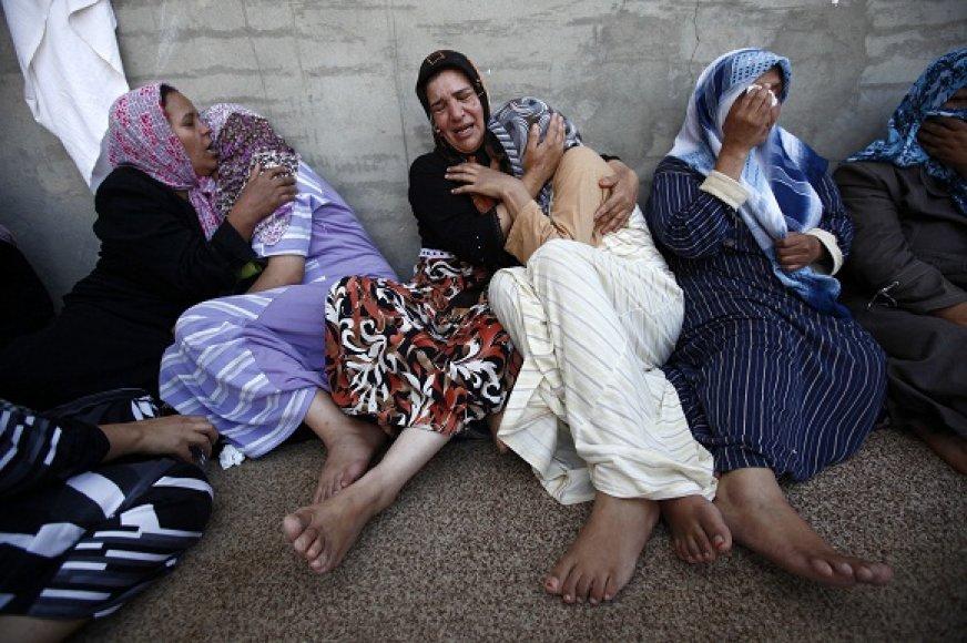 Libijos moterys