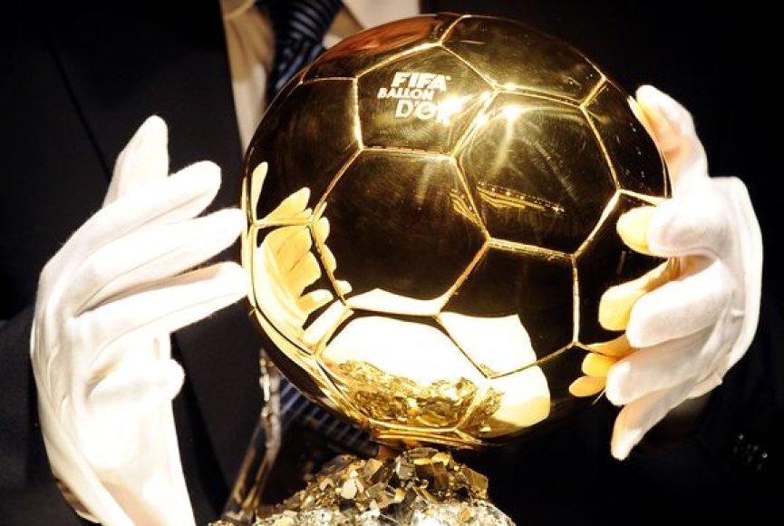 """FIFA """"Auksinis kamuolys"""""""