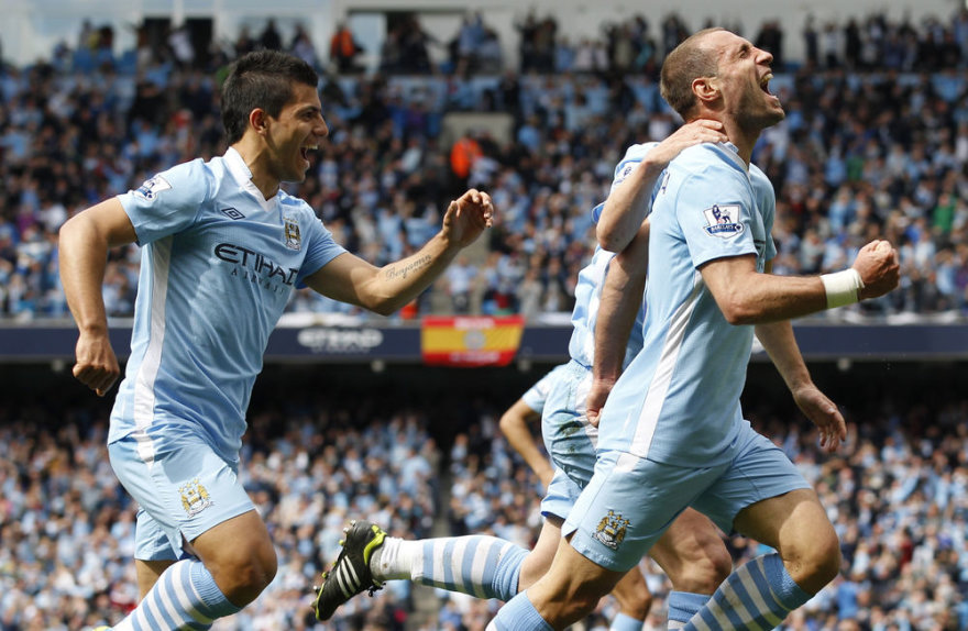 """Manchester City"" triumfas"