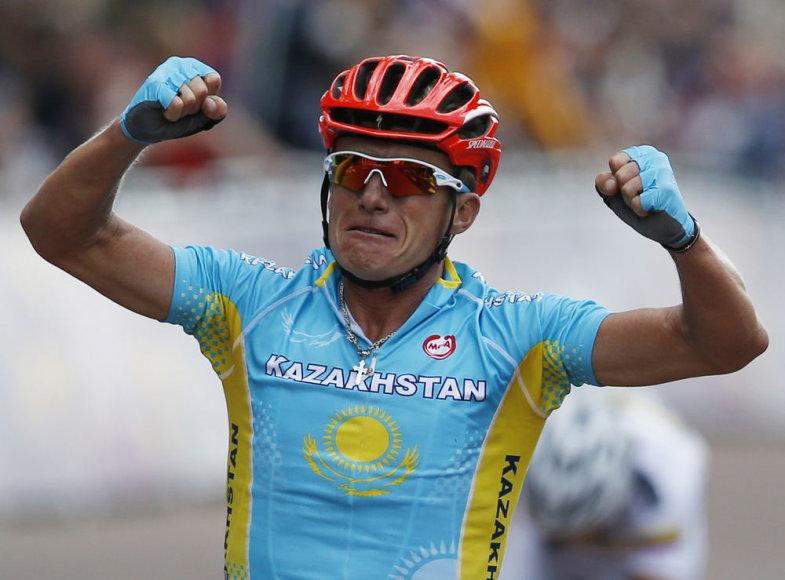 Olimpinis čempionas Aleksandras Vinokurovas.