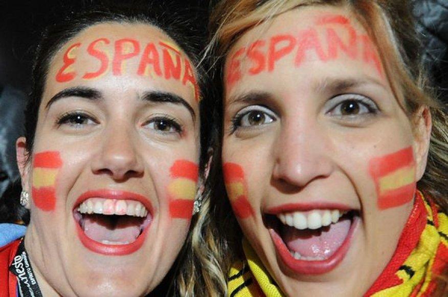 Ispanės