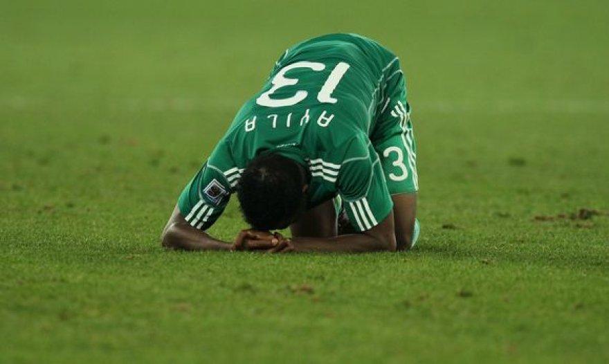 Nigerijos nusivylimas