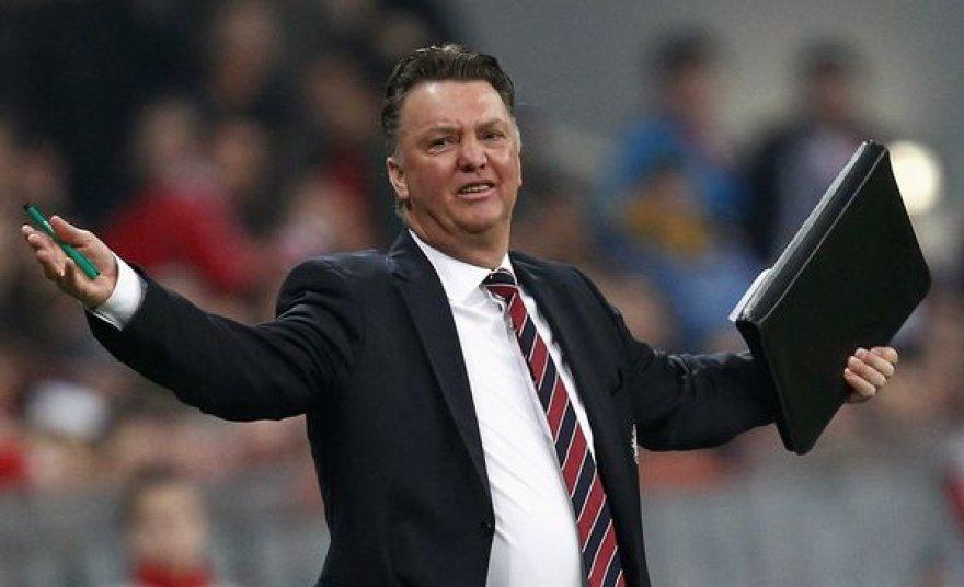 "Buvęs ""Bayern"" treneris L.van Gaalas"