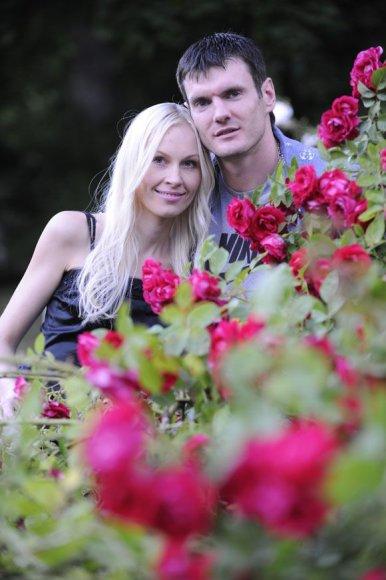 Darjušas ir Edita Lavrinovičiai