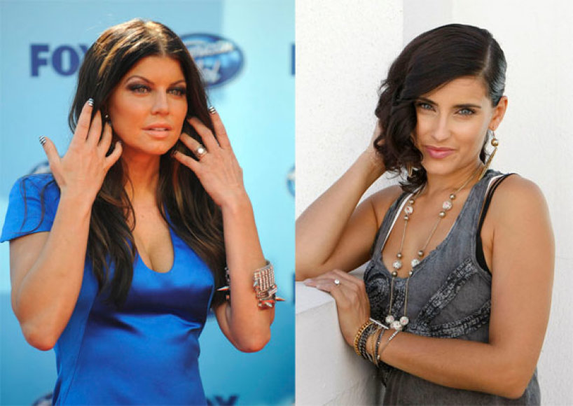 Fergie ir Nelly Furtado