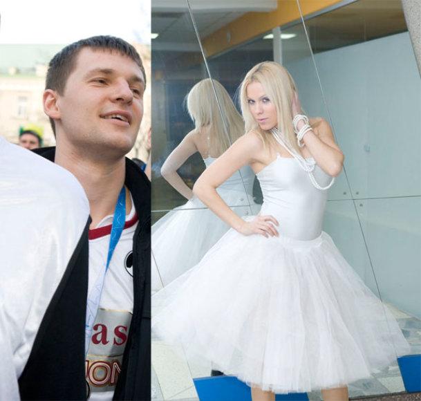 Artūras Jomantas ir Nijolė Pareigytė